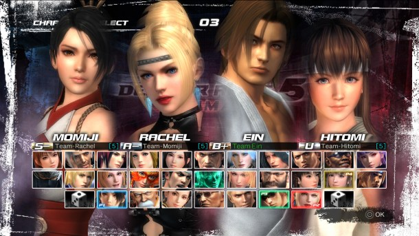 Dead or Alive 5 Ultimate | Tag
