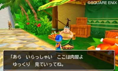 Dragon Quest Monsters 2 Castle Town 3