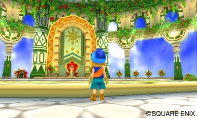 Dragon Quest Monsters 2 Malta Castle