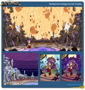 Shantae: Half-Genie Hero | Inti Creates environments
