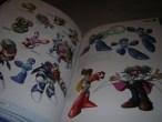 Proto Man's hair (Mega Man 8)