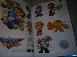 Mega Man Powered Up characters