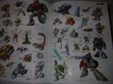 Mega Man X2 enemies