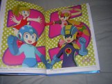 Mega Man and Roll meet MegaMan.EXE and Roll.EXE
