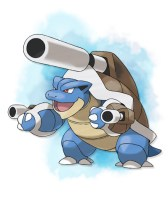 Pokemon Direct: Mega Blastoise
