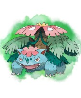 Pokemon Direct: Mega Venusaur