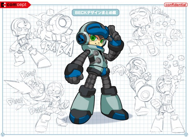 Mighty No. 9 | Beck