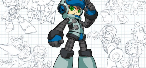 Mighty No. 9: Beck Concept Art | Featured