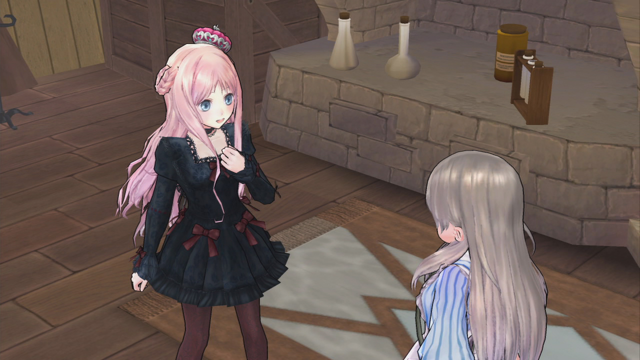 new round of new atelier rorona screenshots oprainfall new atelier rorona origin story of the alchemist of arland oprainfall