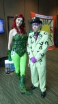 Poison Ivy and the Riddler (Batman series)