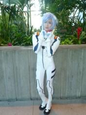Rei Ayanami (Neon Genesis Evangelion)