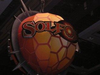 SolForge sphere
