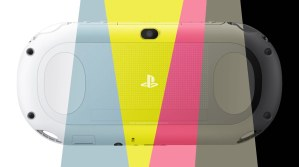 PS Vita PCH-2000 colors