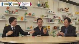 Pokémon Direct September 4, 2013 | Satoru Iwata, Tsunekazu Ishihara, and Junichi Masuda 001