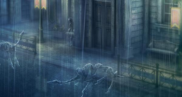 Rain enemies