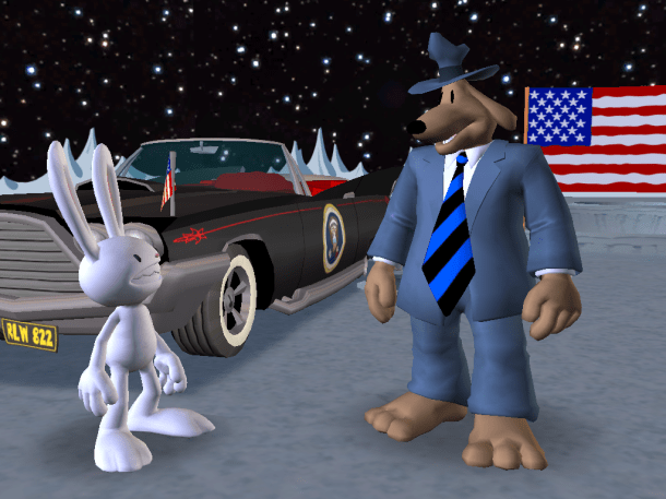 Sam & Max Save the World   The Bright Side of the Moon