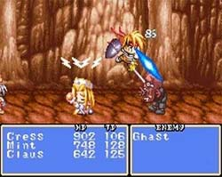 Tales of Phantasia | Jumping Slash