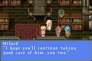 Tales of Phantasia | Milard
