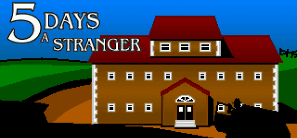 5 Days a Stranger | Full Title Screen
