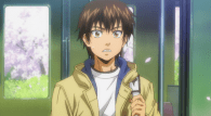 Ace of the Diamond Eijun leaves for Tokyo