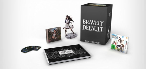 Bravely Default | Deluxe Collector's Edition (Europe)