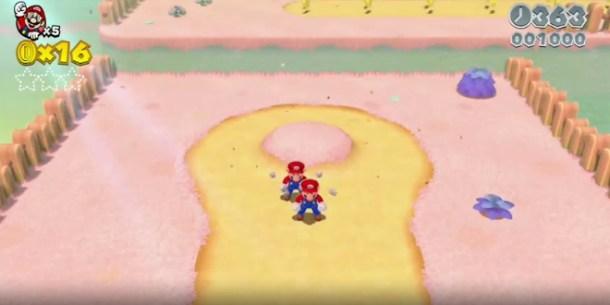 Nintendo Direct | Super Mario 3D World New Screenshot 001