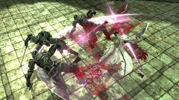 Drakengard 3 | Action Gameplay