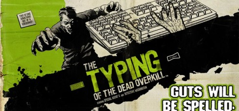 The Typing of the Dead: Overkill | oprainfall