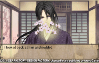 Hakuoki Memories of the Shinsengumi | Romance Flowers