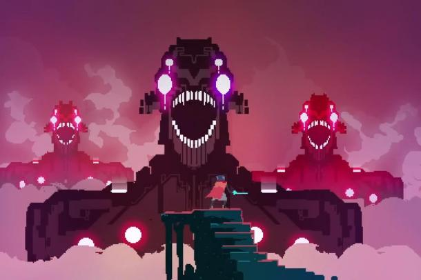 Hyper Light Drifter | Drifter vs. Monsters