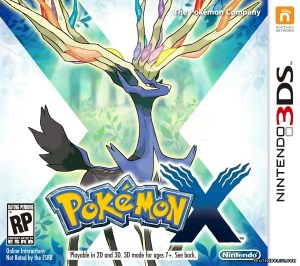 Pokemon X | oprainfall