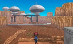 Pokémon Y   Environmental graphics