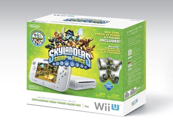 Skylanders Swap Force Wii U Bundle   oprainfall