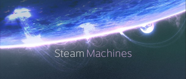 Steam Machines Mini-Site Logo