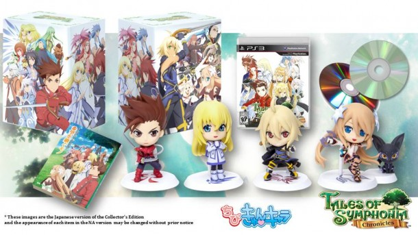 Tales of Symphonia Chronicles | Collector's Edition