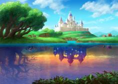 The Legend of Zelda: A Link Between Worlds | Hyrule & Lorule