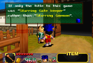 Mystical Ninja | Dialogue