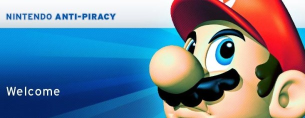 Nintendo | Anti-Piracy
