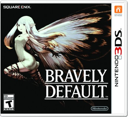 Bravely Default - Box Art (USA/Canada) | oprainfall