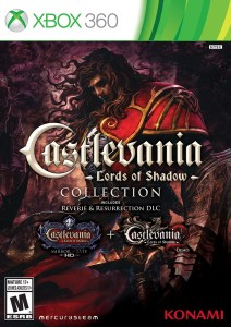 Castlevania: Lords of Shadow Collection Box (Xbox 360)