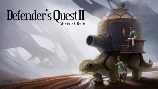 Defender's Quest II Teaser