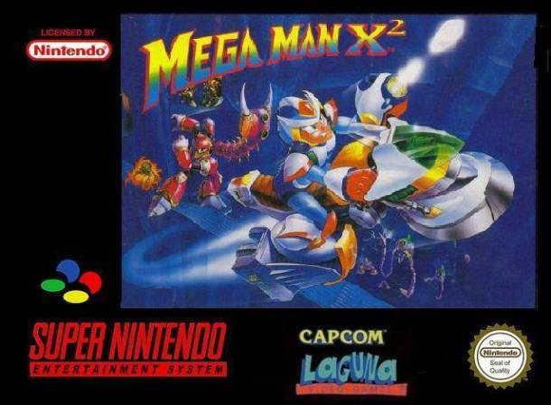 Mega Man X2 | European Box