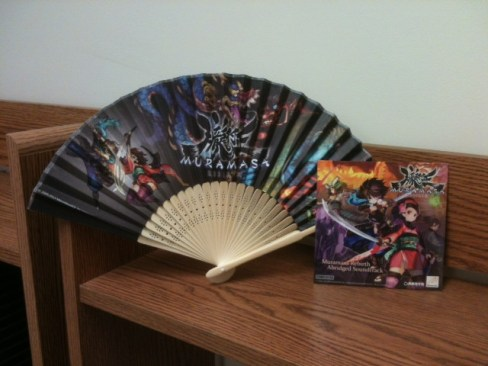 Muramasa Fan and Soundtrack