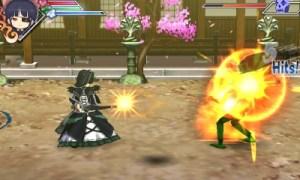 Senran Kagura Burst Screenshot 5