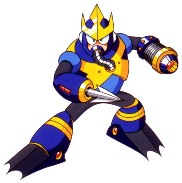 Coolest Robot Masters | Wave Man (No. 10)