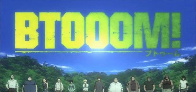 BTOOOM! English Cast Announced - oprainfall