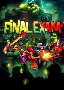 Final Exam Artwork | oprainfall