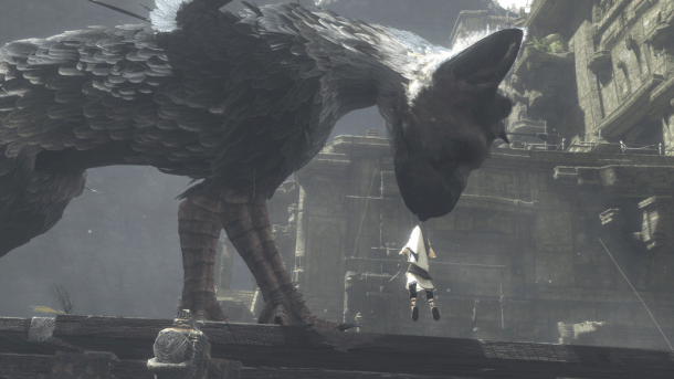 Tyler's Games of 2014 | The Last Guardian