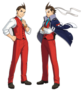 Phoenix Wright: Ace Attorney - Dual Destinies | Apollo