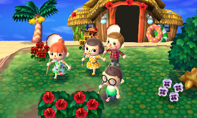 Animal Crossing: New Leaf - With Friends | oprainfall